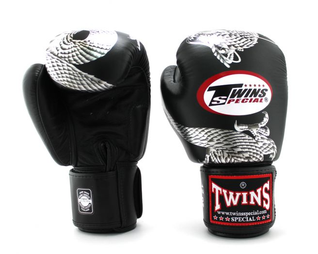 Twins-FBGV-23 Boxing Gloves - Dragon body